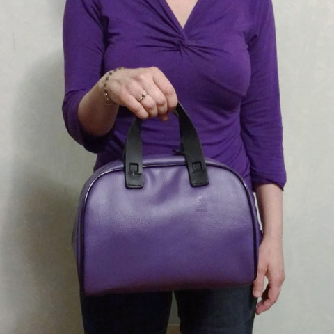 purple Eve SmartLunch bag from Bagnanimous