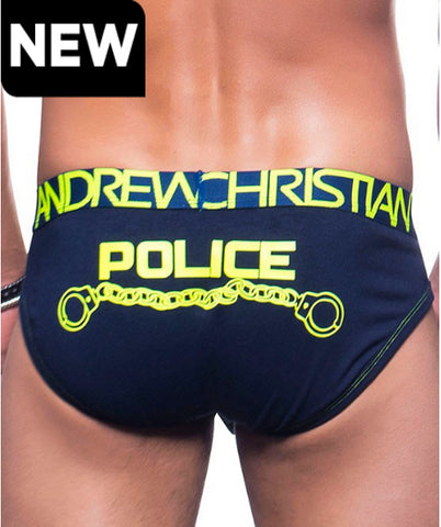 Andrew Christian Police Calzoncillos