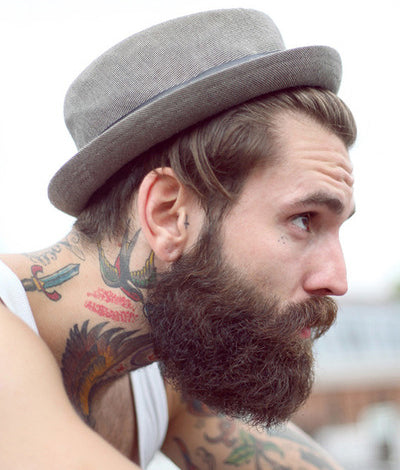 Hipster Barba