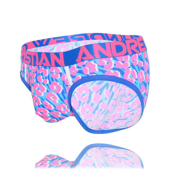 Andrew Christian Disco Animal Trusa Brief