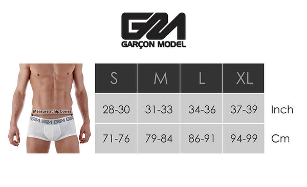 Garcon Model Trusa Galaxy Brief