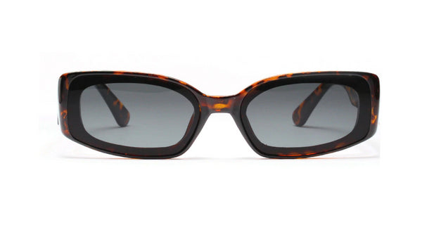 Lentes de Sol Retro Vintage Rectangulares Mia estilo 60s 70s UV400 Fashion Cool