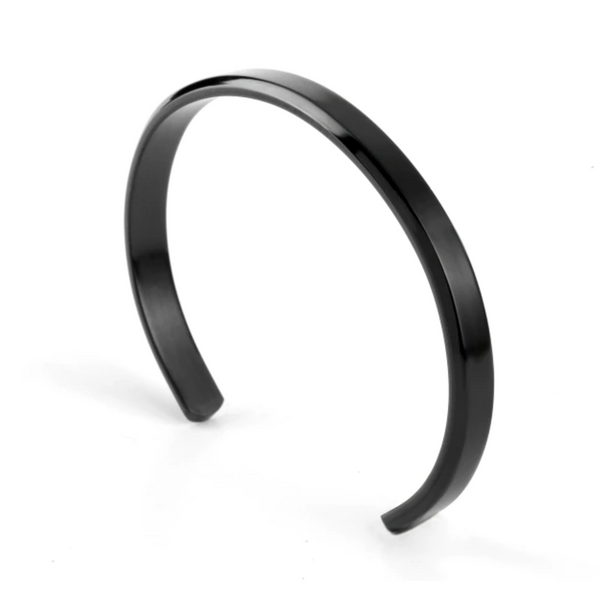 Brazalete de Lujo en Acero inoxidable LOVE Vikingo Amor Bangle