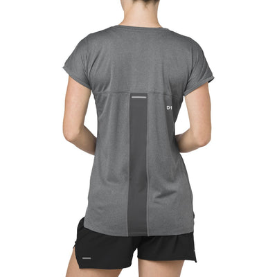 ASICS W CAP SLEEVE TOP