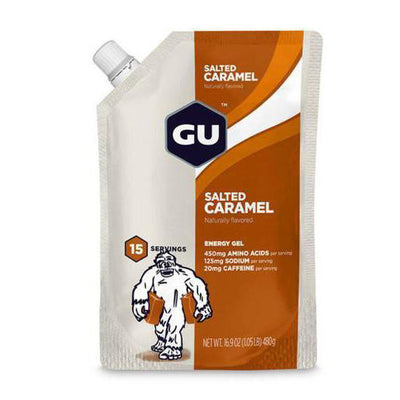 GU ENERGY GEL 15 SERVING
