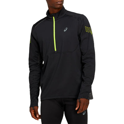 ASICS LITE-SHOW WINTER 1/2 ZIP TOP - HOMME