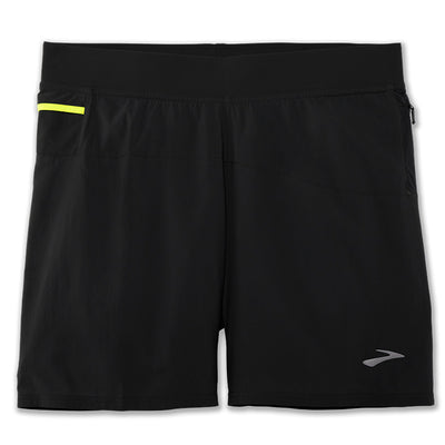 "BROOKS CASCADIA 7"" 2IN1 SHORT - HOMME"