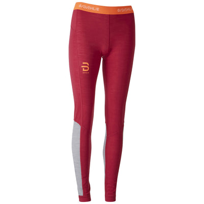BJORN DAEHLIE TRAINING WOOL PANTS - FEMME