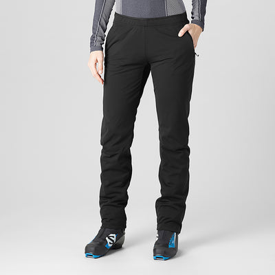 SALOMON W AGILE WARM PANT