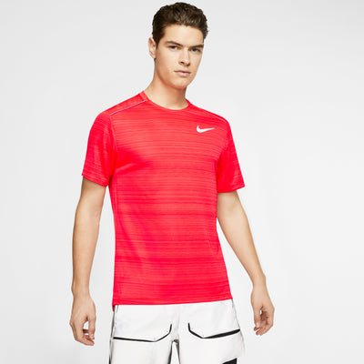 NIKE DRY MILER TOP SS - HOMME