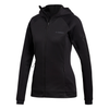 ADIDAS TERREX STOCKHORN HOODED FLEECE JACKET - FEMME
