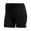 ADIDAS ALPHASKIN SHORT TIGHTS - FEMME