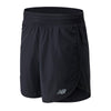 NEW BALANCE ACCELERATE SHORT 5 IN - FEMME