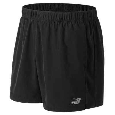 "NEW BALANCE ACCELERATE 5"" SHORT"