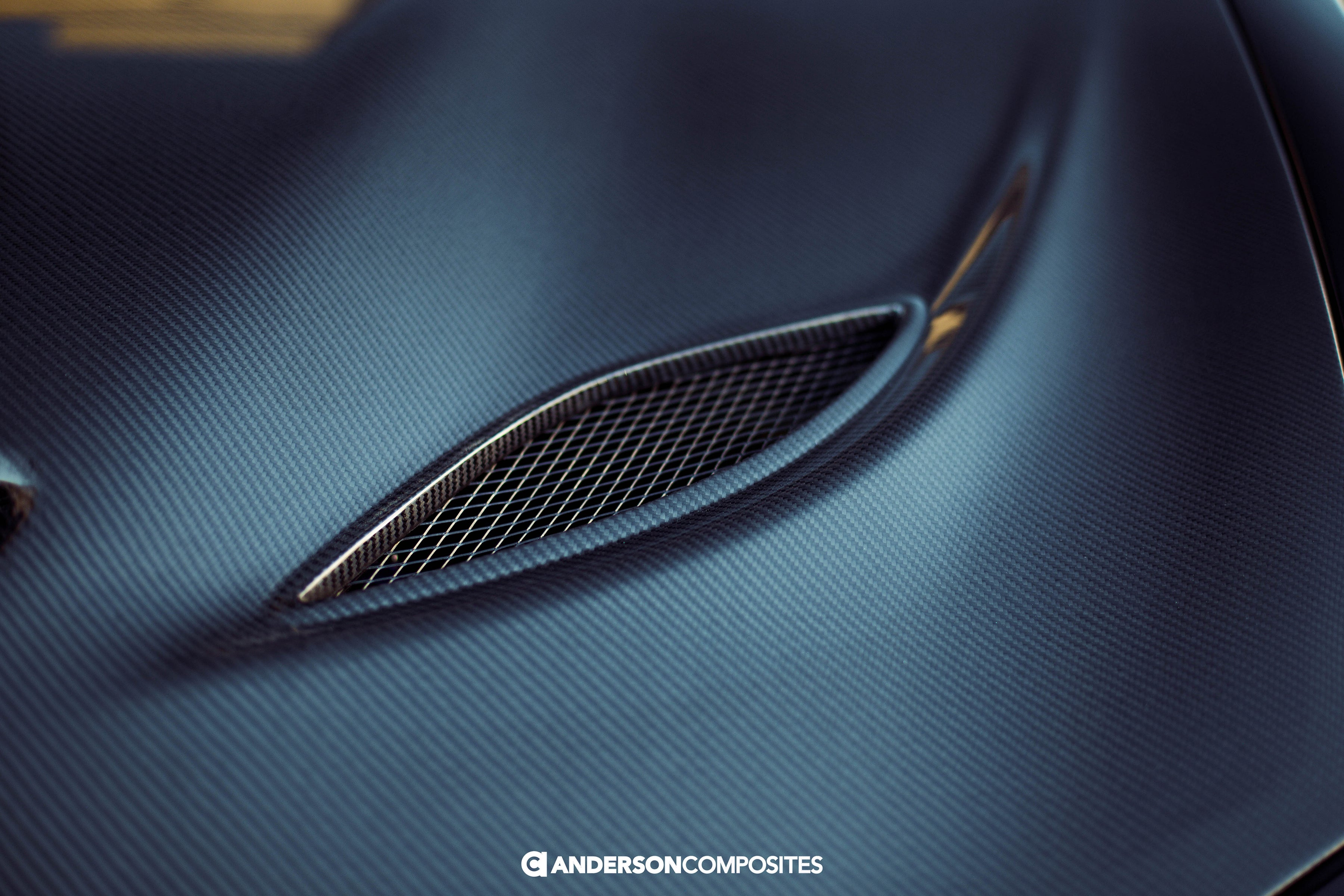 2015 2020 Dodge Charger Hellcat Type Oe Carbon Fiber Hood Anderson Composites