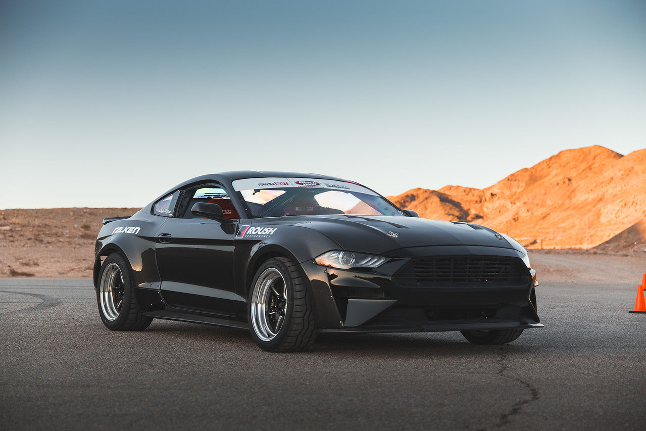 2018 Ford Mustang Carbon Fiber | Anderson Composites