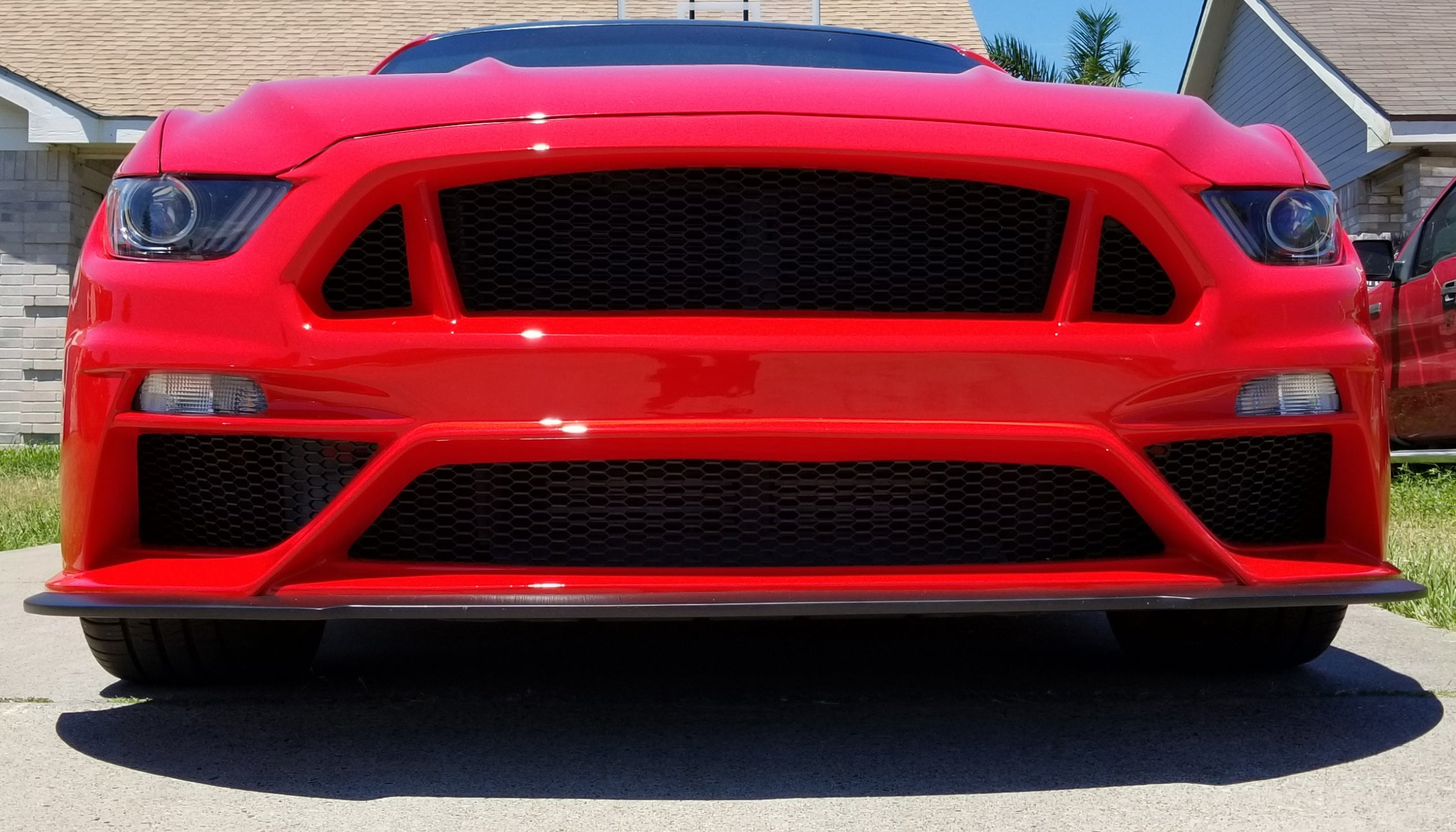 Bumpers & Grilles | Anderson Composites