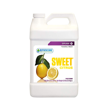 Botanicare Sweet Citrus 1 Gallon - Hydro4Less