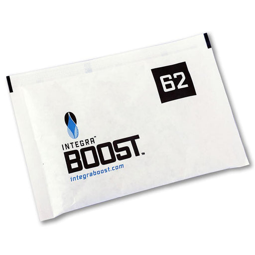 Integra Boost Humidiccant 62% RH Humidity Control in 67g - 5 Pack - TheHydroPlug