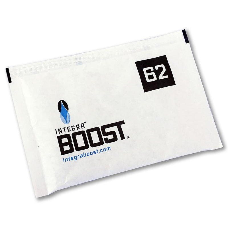 Integra Boost Humidiccant 62% RH Humidity Control in 67g - 5 Pack - Hydro4Less