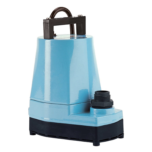 Little Giant 5-MSP 1/6 Horsepower 115V Water Wizard 5 Series Submersible Utility Pump - TheHydroPlug