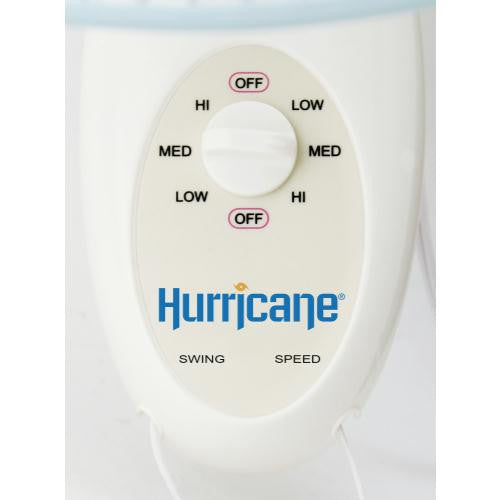 Hurricane Supreme 18-Inch Wall Mount Oscillating Fan - Hydro4Less