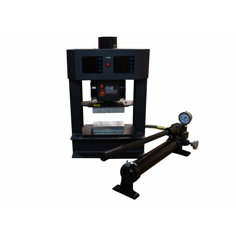 Rosin Gardens Hydraulic Press - 20 Ton - Hydro4Less