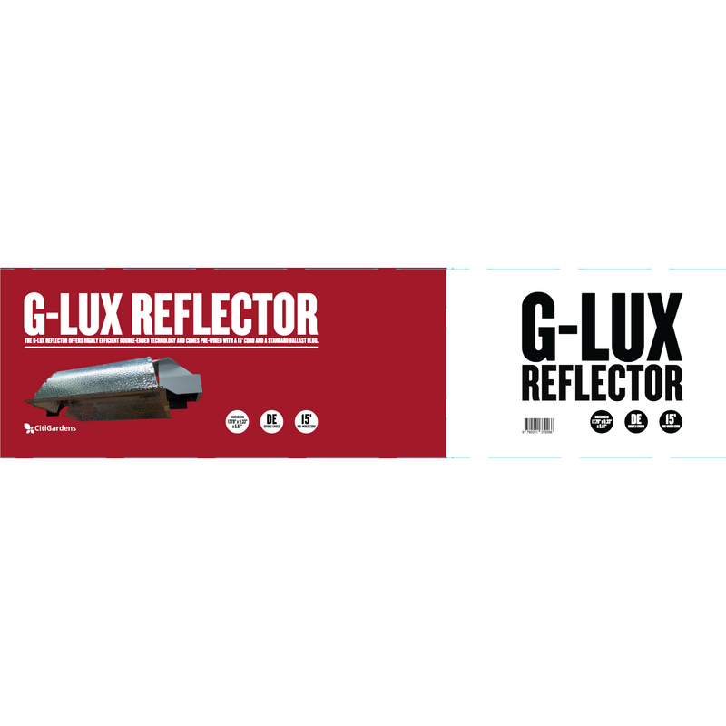G-Lux Double Ended Reflector - Hydro4Less