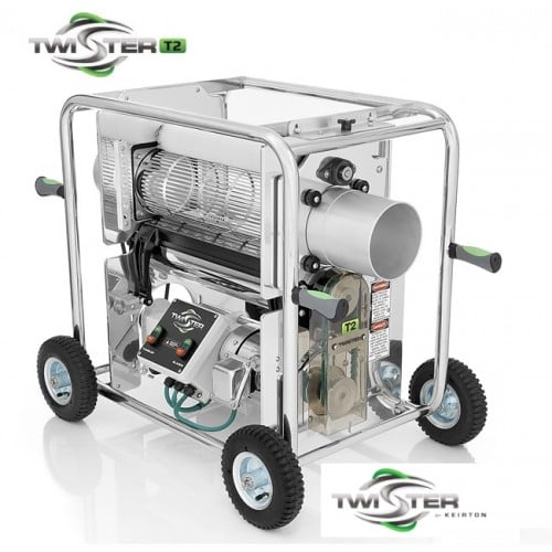 Twister T2s Trimming Machine