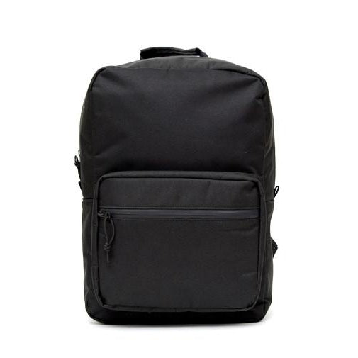 Abscent Backpack w/ Insert - Black - TheHydroPlug