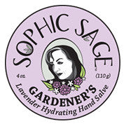 Sophic Sage Gardener's Hand Salve - Lavender (FREE Shipping) - Hydro4Less
