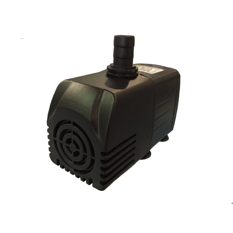 265 GPH Submersible Water Pump Hydroponics Aquarium Fountain Small Recirculating - Hydro4Less