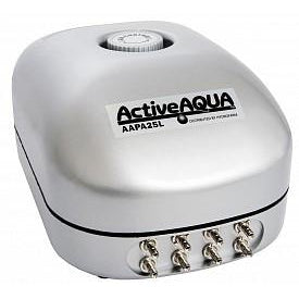 Active Aqua Air Pump 8 Outlet - Hydro4Less