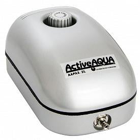Active Aqua Air Pump 1 Outlet - TheHydroPlug