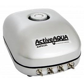 Active Aqua Air Pump 4 Outlet - TheHydroPlug