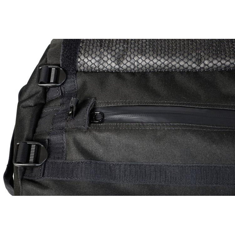 Abscent Large Smellproof Duffel Bag - Black - Hydro4Less