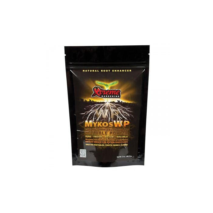 Mykos WP Pure, Mycorrhizal Inoculant Wettable Powder - Hydro4Less