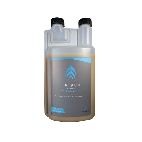 Impello Biosciences Tribus Original -1L- Highly Concentrated Microbial Inoculant - TheHydroPlug