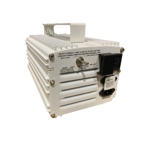 Pro Switchable 1000 Watt Magnetic Ballast HPS/MH - Hydro4Less