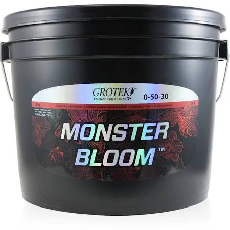 Grotek Monster Bloom - 2.5kg, 5kg, 10kg - TheHydroPlug
