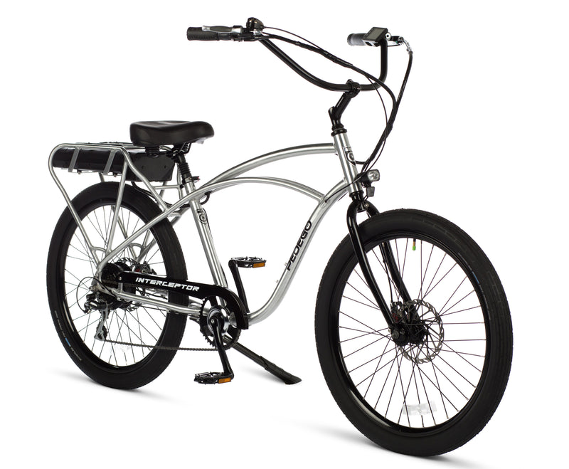 Pedego Electric Bike City Commuter Classic Black Frame ebike