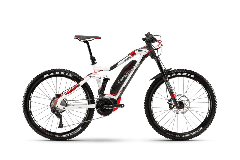 NEW Haibike XDURO AllMtn 8.0 Electric Bike eMTB e Mountain Bike Full Suspension Soft tail Electric bike of The Year