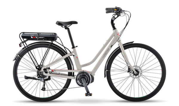 I Zip E3 Path+ Low Step Frame Electric Bike
