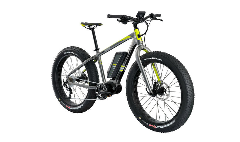 iZIP E3 Sumo  electric bike