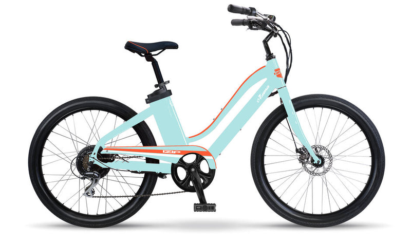 iZIP E3 Zuma Low Step Frame Style bicycle ebike