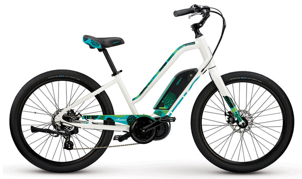 2018 IZIP E3 Zuma electric bike step thru bicycle ebike