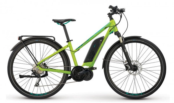 2018 IZIP E3 Dash Class 3 28 MPH electric bike mid drive step thru frame ebike urban commuter e-bike
