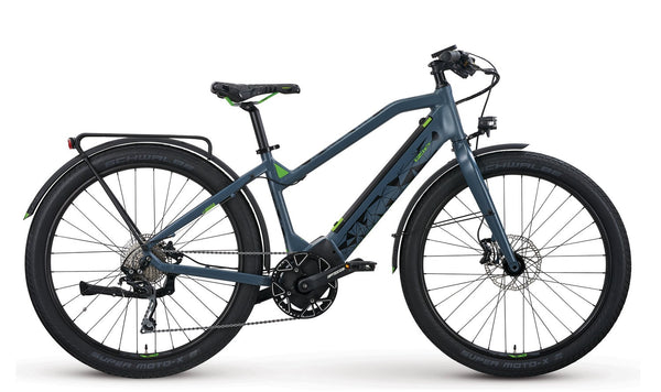2018 IZIP E3 Moda Class 3 28 MPH electric bike mid drive step thru frame ebike urban commuter e-bike