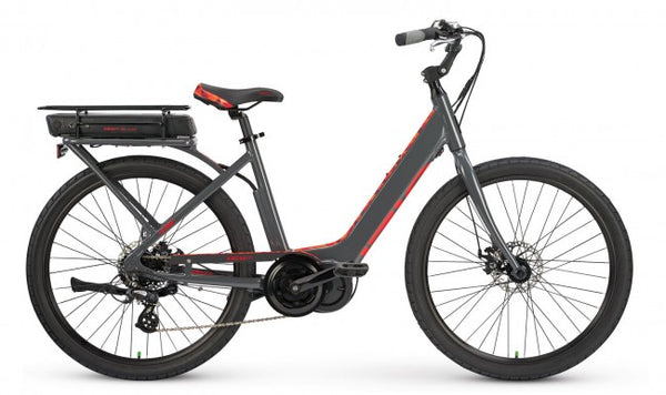 3eb764a1c64 2018 IZip E3 Vibe+ step thru ebike e-bike Electric Bike + Quick Shop