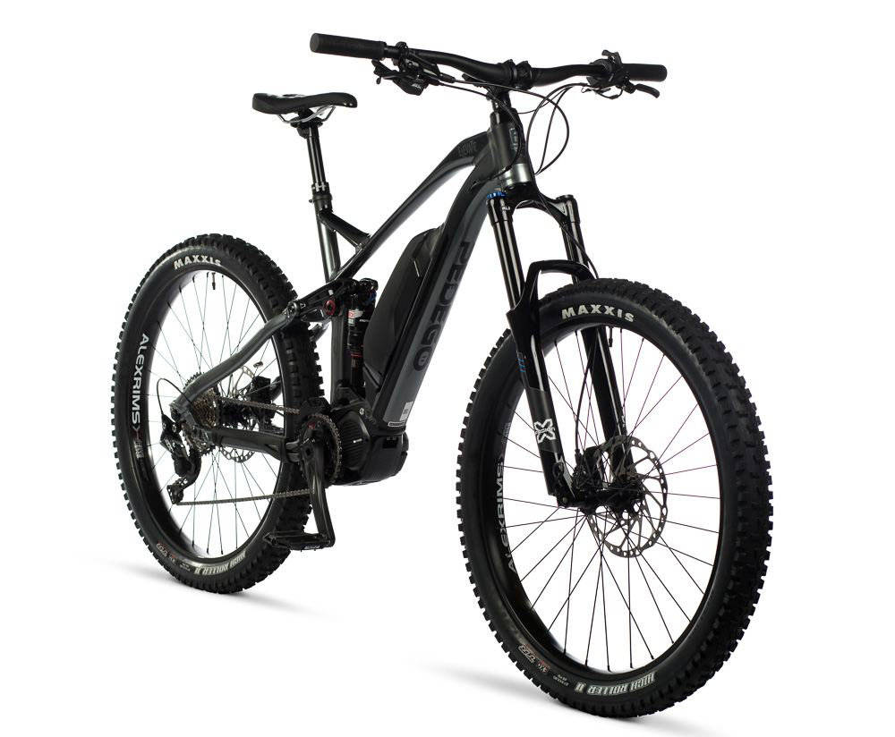 Pedego Elevate Electric Bike  full suspension Mountain Bike EMTB ebike
